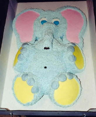 Baby Shower Cakes: Image